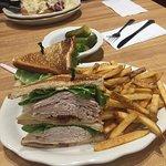 My amazing sandwich