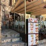 Entrance to Cafe Il Duomo