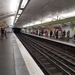 Photo of Paris Metro