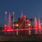 Photo of Illuminated Fountain