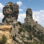 Foto di Chimney Rock National Monument