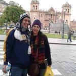 Visita por la ciudad de Cuzco. Disfrutando su aquitectura y deliciosa comida!!!