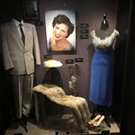 Charlie Dick's wedding suit and one of Patsy's costume from a promo shoot.