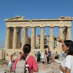 The Acropolis and it's architecture