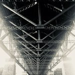 walking offers new perspectives of the iconic Sydney Harbour Bridg