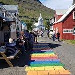 Seydisfjordur Church Foto