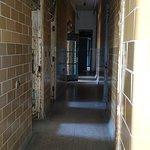Hallway in solitude.