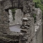 The ruins of Huntly Castle.