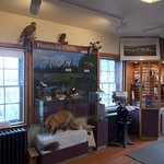 Visitor Center, Creamer's Field MIgratory Waterfowl Refuge, 1300 College Road, Fairbanks, Alaska