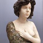 Modern art at Neue Pinakothek - Sculpture