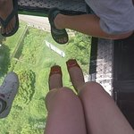 日月潭纜車照片