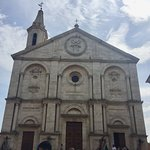 Solemn beauty of Pienza