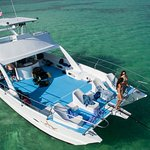 VIP Saona Island Dive and Snorkel Small Group Tour from Punta Cana