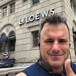 Bilde fra Loews Boston Hotel