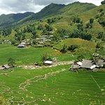 Lao Cai village