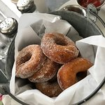 Boon Fly Donuts at Boon Fly Cafe in Napa.