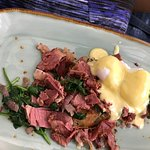 Corned Beef Hash at Boon Fly Cafe in Napa.