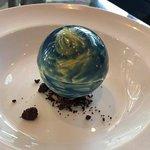 Golden Moon dessert