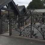 What wonderful gates