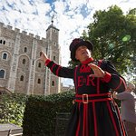 Guided tour of the Tower of London