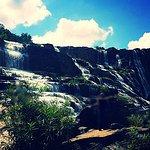 Божественной красоты водопад