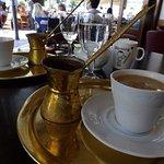 Παραδοσιακός ελληνικός καφές!