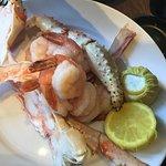 Crab and Shirmp