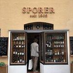 Scorer store that you won't miss in Getreidegasse