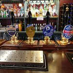 Some of the real Ales