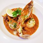 Mixed Seafood Corsican Style