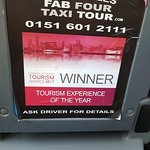 Photo of The Beatles Fab Four Taxi Tour