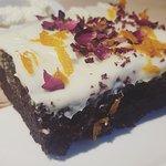 The divine Choc Stout Cake