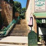 Foto de La Halte de L'Abbaye