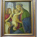 Botticelli, Madonna and Child