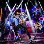 Michael Jackson  Dance - WOW Vegas 14