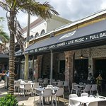 Welcome to Cafe Ibiza on Fort Lauderdale Beach