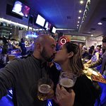 Love is in the air... and chopp!