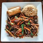 Lunch Hot & Spicy Beef