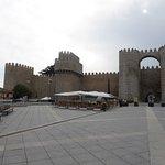 La porta principale e più maestosa di ingresso alla città