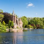 Photo of Minnewater Lake