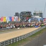 Startaufstellung 24h Rennen