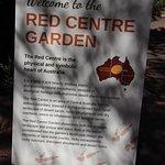 Red Centre Garden