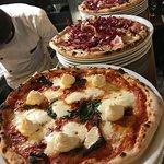 Les pizzas!!!