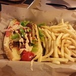 Great Mexican Hot Dog