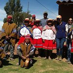 Experiencing local hospitality in the Sacred Valley
