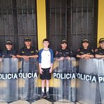 Getting to know the peruvian police