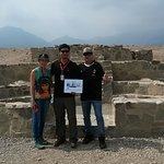 Visiting Caral, the most ancient city of the Americas