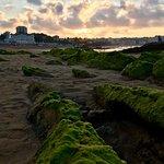 Playa Primera de El Sardinero Foto