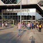 first direct arena ภาพถ่าย