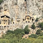 Photo of Lycian Rock Tombs